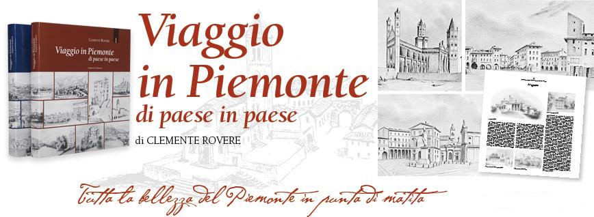 Viaggio in Piemonte di Clemente Rovere