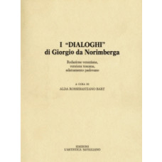 I dialoghi di Giorgio da Norimberga